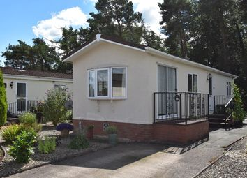 Thumbnail 2 bed property for sale in Doverdale Park Homes, Hampton Lovett, Droitwich