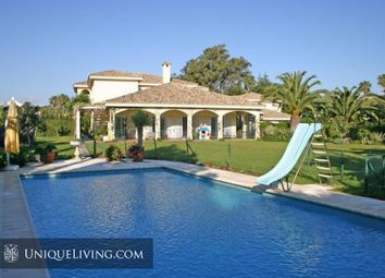 Thumbnail 4 bed villa for sale in Sotogrande, Costa Del Sol, Spain