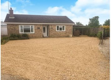 Thumbnail 3 bed detached bungalow for sale in Chalk Road, Walpole St Peter, Wisbech