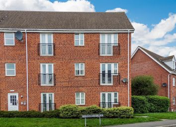Thumbnail 2 bed flat for sale in Farnborough Drive, Middlemore, Daventry
