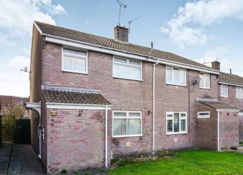 Thumbnail 3 bed semi-detached house for sale in Cae'r Wern, Merthyr Tydfil