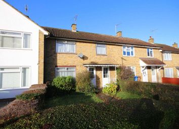 Thumbnail 3 bed terraced house for sale in Redvers Road, Bracknell