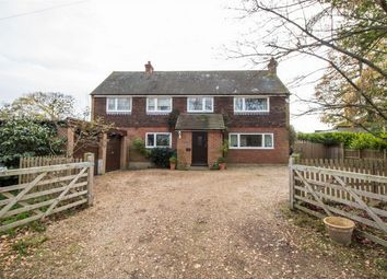 Thumbnail 5 bed detached house to rent in Hazeley Lea, Hartley Wintney, Hook