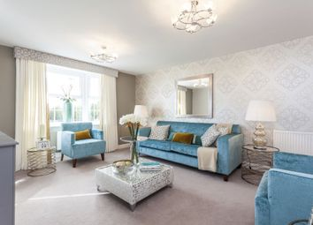 "Thumbnail 4 bedroom detached house for sale in ""Exeter"" at Rush Lane, Market Drayton"