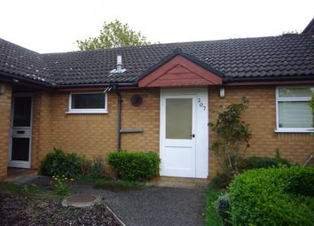 Thumbnail 1 bed bungalow to rent in Arlott Crescent, Oldbrook, Milton Keynes