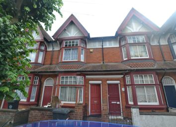 Thumbnail 2 bedroom terraced house to rent in Shaftesbury Avenue, Belgrave, Leicester