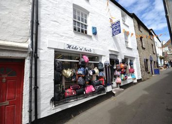Thumbnail 2 bed flat for sale in Fore Street, Polperro, Looe, Cornwall