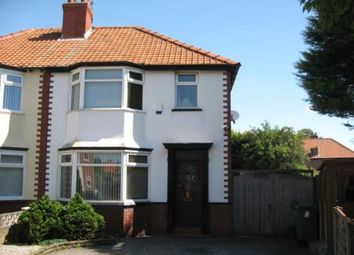 Thumbnail 2 bed semi-detached house to rent in Stafford Road, Birkdale, Southport, Merseyside