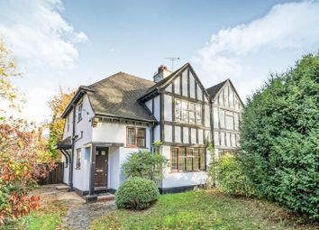 Thumbnail 3 bed semi-detached house to rent in Ashley Park Avenue, Walton-On-Thames