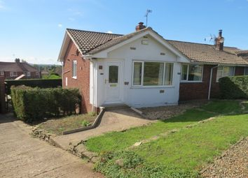 Thumbnail 2 bed bungalow to rent in Lairs Crescent, Snainton, Scarborough