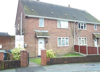 Thumbnail 1 bed flat for sale in Whitehouse Crescent, Ashmore Park, Wednesfield