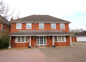 Thumbnail 5 bedroom detached house for sale in Hillcrest Close, Loughton, Milton Keynes