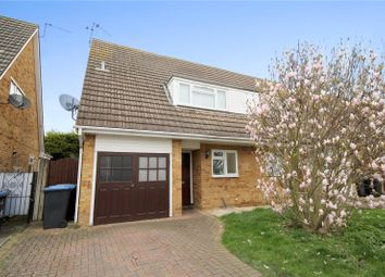 Thumbnail 2 bedroom semi-detached house to rent in Hazelbank Road, Chertsey, Surrey