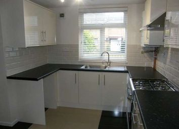 Thumbnail 3 bed end terrace house to rent in The Dell, Woodston, Peterborough