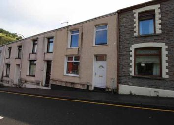 Thumbnail 4 bed terraced house for sale in Jersey Road, Port Talbot, West Glamorgan