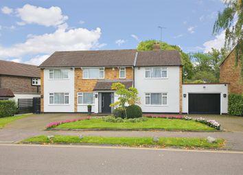 Thumbnail 5 bedroom detached house for sale in Links Drive, Elstree, Borehamwood