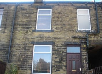 Thumbnail 2 bed end terrace house to rent in Heaton Road, Bradford