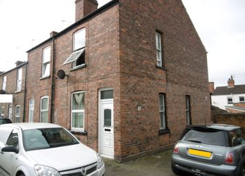 Thumbnail 2 bed end terrace house for sale in 39 Frampton Terrace, Gainsborough, Lincolnshire