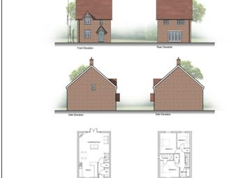 Thumbnail 3 bed detached house for sale in Off Cotes Road, Barrow Upon Soar