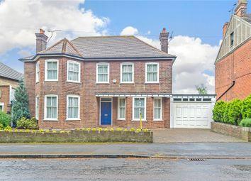 Thumbnail 4 bedroom detached house for sale in Park Avenue, Gillingham, Kent