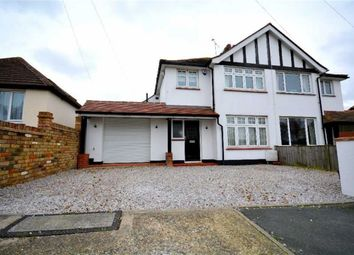 Thumbnail 3 bed semi-detached house for sale in St. Mildreds Avenue, Birchington, Kent
