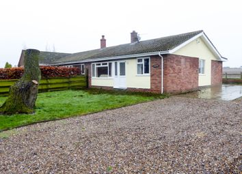 Thumbnail 3 bed semi-detached bungalow to rent in High Road, Burgh Castle, Great Yarmouth