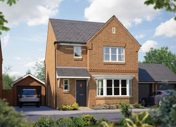 "Thumbnail 3 bedroom detached house for sale in ""The Epsom"" at Brook Street, Aston Clinton, Aylesbury"