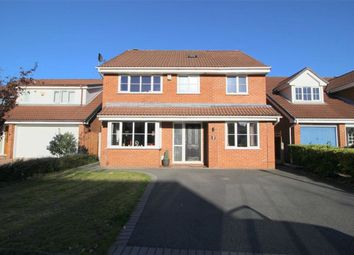 Thumbnail 4 bed detached house for sale in Carnoustie Close, Fulwood, Preston