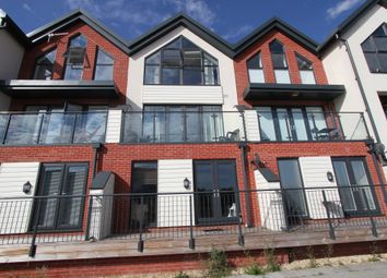 Thumbnail 3 bed town house for sale in Coniston Close, Old Barn Estate, Newport