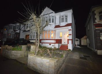 Thumbnail 3 bed semi-detached house to rent in Rivington Avenue, Woodford Green