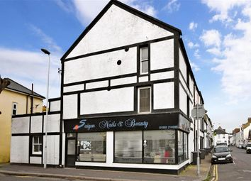 Thumbnail 3 bed maisonette for sale in Shelley Road, Worthing, West Sussex