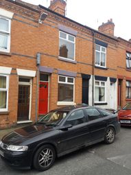 Thumbnail 2 bedroom terraced house for sale in Warwick Street, Leicester
