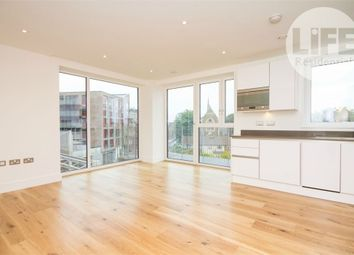 Thumbnail 2 bedroom flat for sale in Silver Tower, Royal Gateway, Canning Town, London
