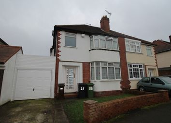 Thumbnail 3 bedroom semi-detached house for sale in Dudley Walk, Wolverhampton