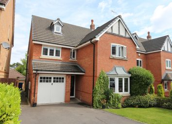 Thumbnail 4 bed detached house for sale in Beaumont Rise, Stallington Village
