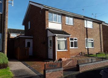 Thumbnail 2 bed property for sale in Gough Close, Stafford