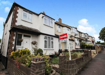 Thumbnail 4 bedroom end terrace house for sale in Ninth Avenue, Luton