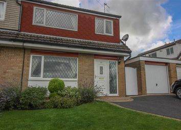 Thumbnail 3 bedroom semi-detached house to rent in Mile Lane, Bury, Lancashire