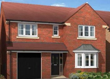 Thumbnail 4 bed detached house for sale in The Balk, Pocklington, York