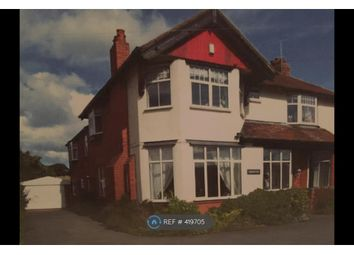 Thumbnail 4 bed detached house to rent in Wrexham Road, Chester