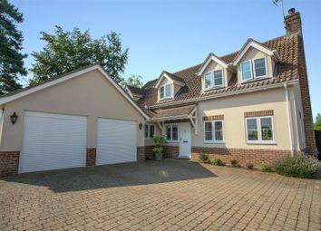 Thumbnail 4 bed detached house for sale in Woodbridge Road, Grundisburgh, Woodbridge