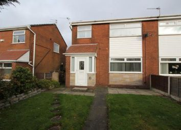 Thumbnail 3 bed semi-detached house for sale in Turf Lane, Royton, Oldham, Greater Manchester