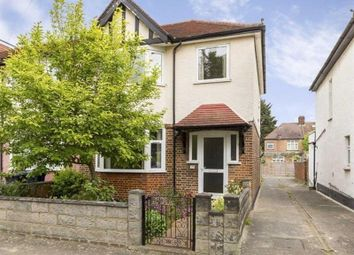 Thumbnail 3 bed end terrace house for sale in Wilfrid Gardens, London