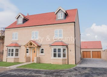 Thumbnail 6 bed detached house for sale in Minuet Village, Minuet Paddocks, Coates