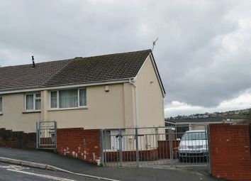 Thumbnail 2 bedroom end terrace house for sale in Lion Street, Swansea