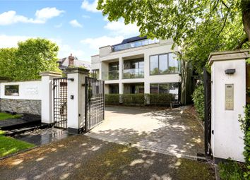 Thumbnail 2 bedroom flat for sale in Esher Heights, Portsmouth Road, Esher, Surrey
