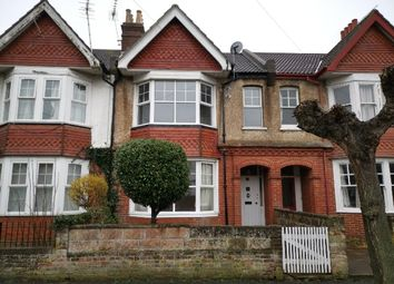 Thumbnail 4 bed terraced house to rent in Highfield Road, South Bersted, Bognor Regis, West Sussex.