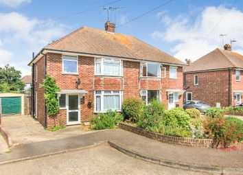 3 bed semi-detached house for sale in Edgar Close, Whitstable CT5