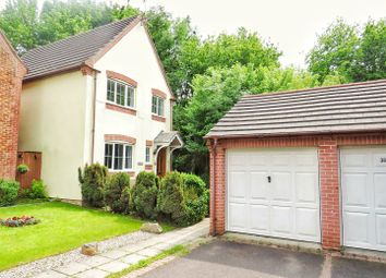 Thumbnail 4 bed detached house for sale in Berkeley Way, Ivybridge