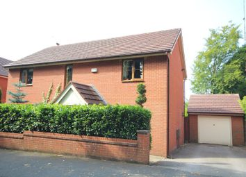 Thumbnail 4 bed detached house for sale in Meadowcroft Lane, Bamford, Rochdale